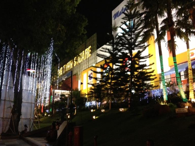 Centre Commercial 4