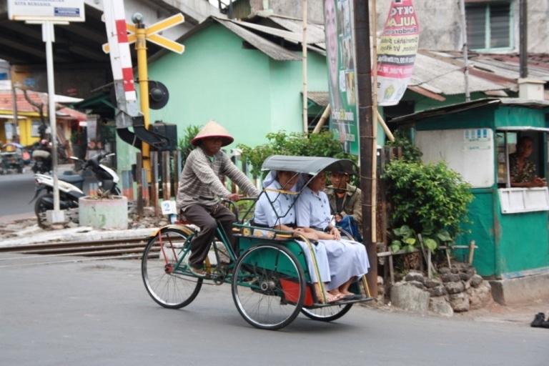 Transport de religieuses