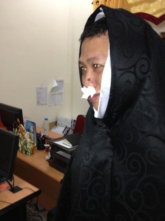 Fantomes indonésien ?