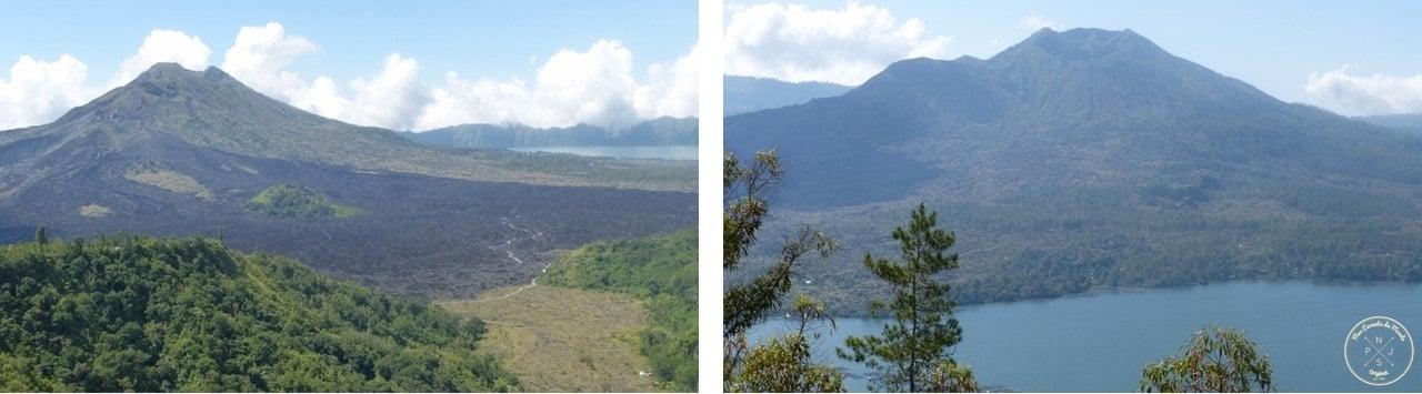 Vue degagee sur le Mont Batur (Merci Francoise)