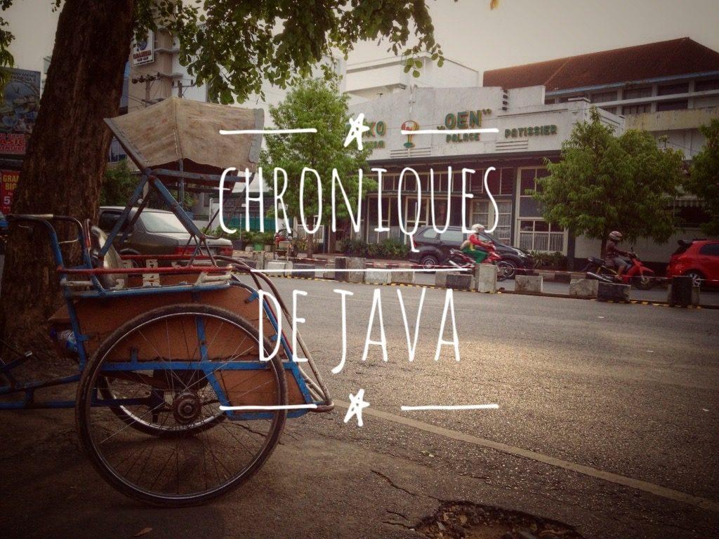 Carnets du Monde - Chronique Java