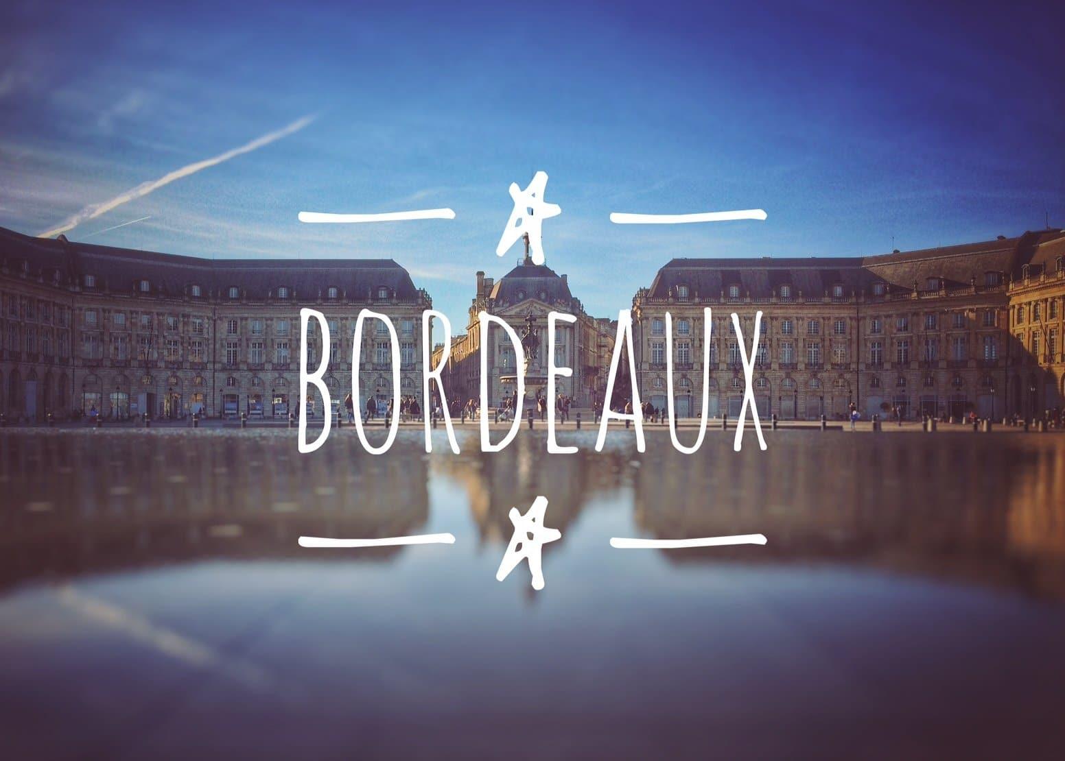 Carnets du Monde Bordeaux