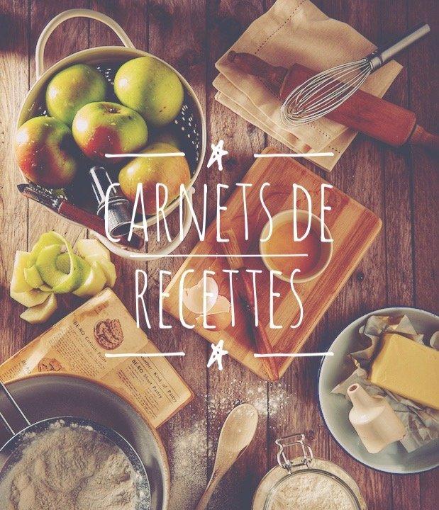 Carnets de Recettes de Cuisine - Blog : Carnets du Monde