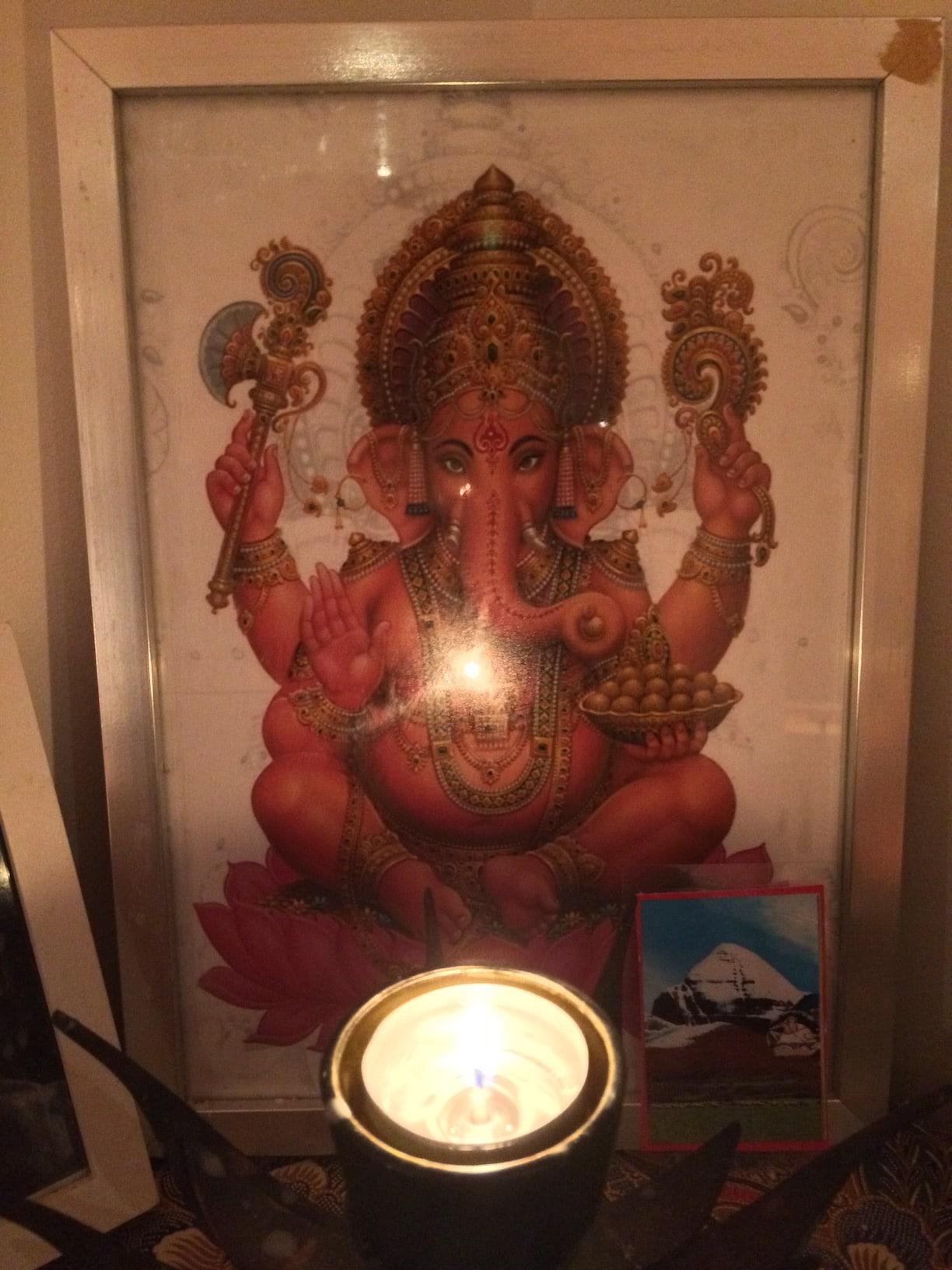 La Légende de Ganesh - Mes Carnets du Monde