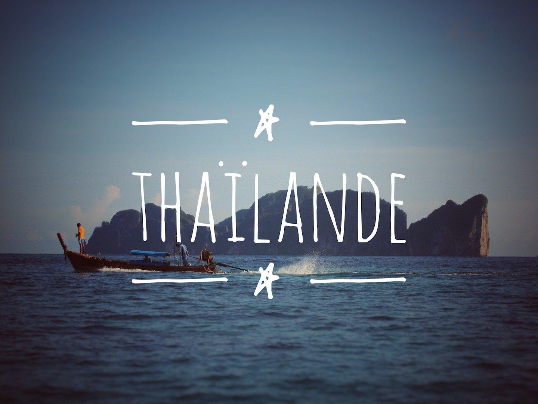Thailande - Blog Voyage : Carnets du Monde