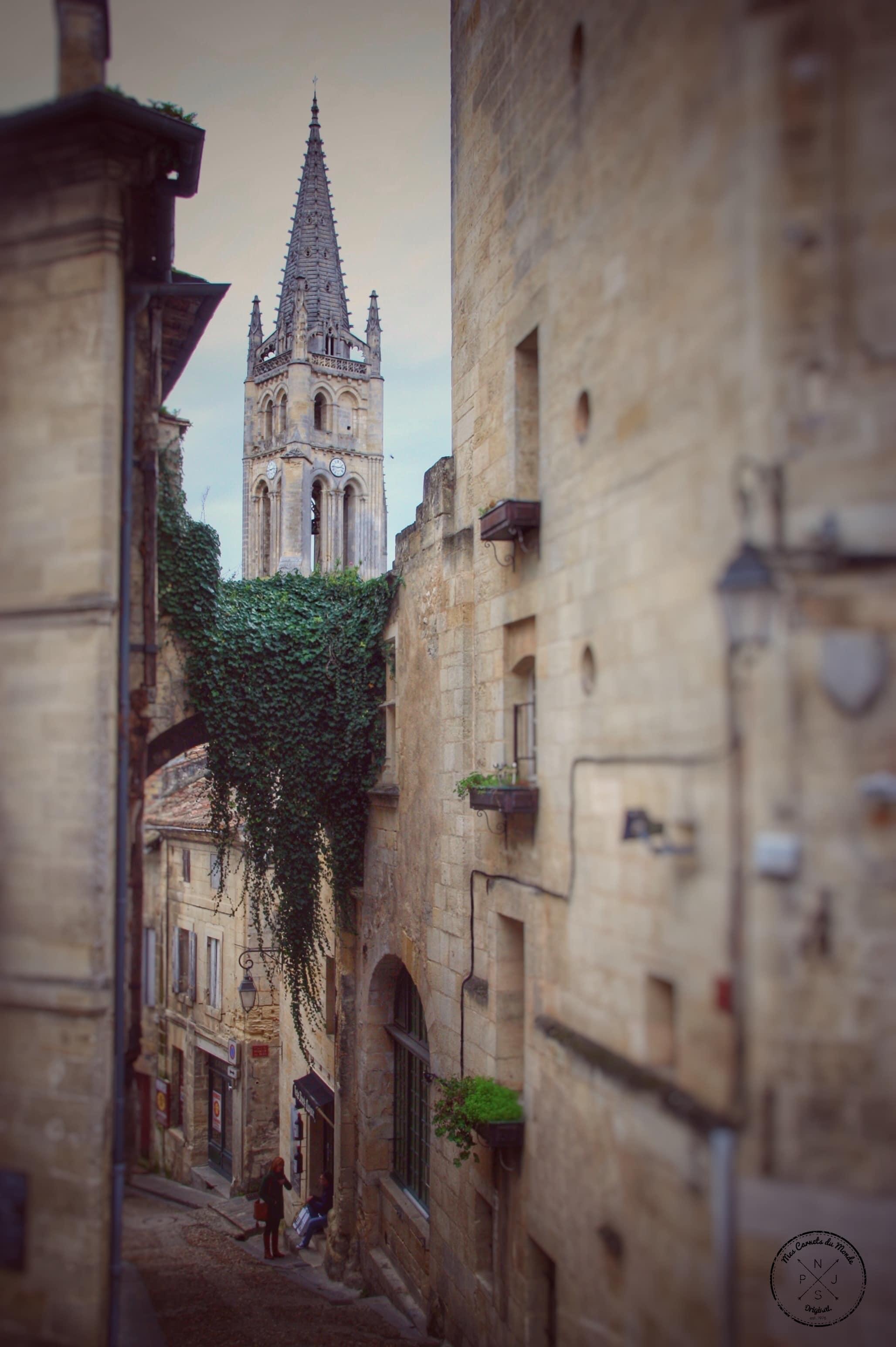 Mes Carnets du Monde - Saint Emilion