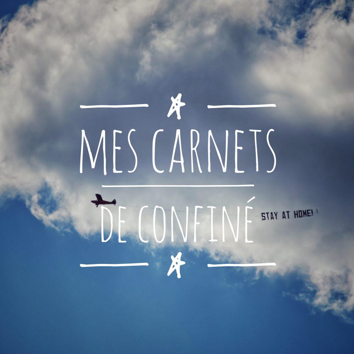 Mes Carnets de Confiné à Bordeaux lors du Conavirus Covid19