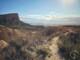 El Rallon : Table Mountain et désert des Bardenas Reales en Espagne